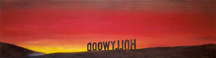 ruscha-the back of hollywood-77